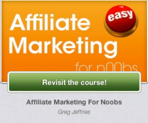 Affiliate Marketing For Noobs